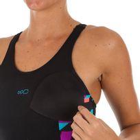 0af7d64e9 Maiô de natação com saia Vega feminino nabaiji - DecathlonPro