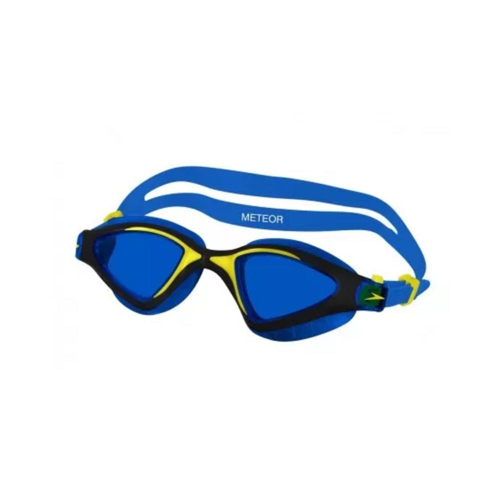 2f15c653d Óculos de natação meteor speedo. -oculos-meteor-azul-lente-azul-1