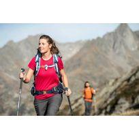 09678675c Calça feminina de trekking modular Trek100 - DecathlonPro
