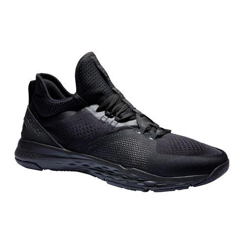 tenis-fitness-masculino-cardio-training-linha-900-tam-42-cor-preto-domyos1
