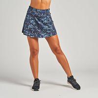 short-saia-fitness-feminino-linha-120-cardio-training-tam-g--manequim-n°-42--estampa-azul-camuflagem-produCAo-brasil-domyos1
