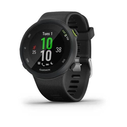 Monitor Cardíaco de Pulso com GPS Garmin Forerunner 45 - *gps garmin forerunner 45 pto, no size