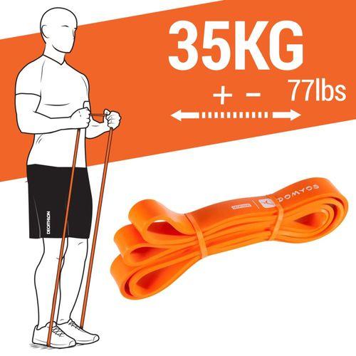 Super Band 35kg Elástico para Exercício Funcional e Alongamento - ELÁSTICO