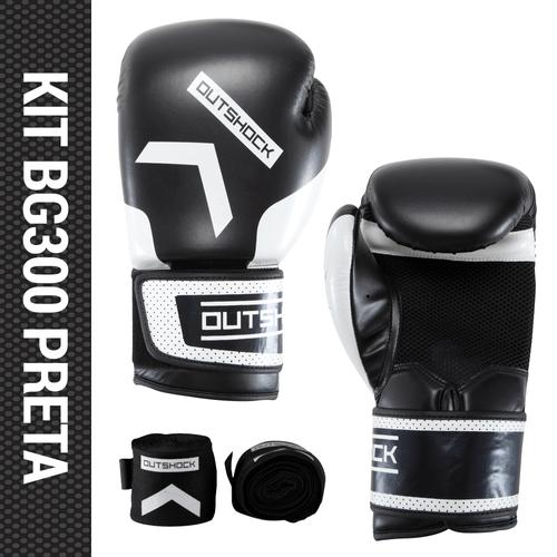 kit-luvas-de-boxe-bg300-preta-001