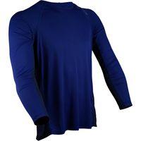 camiseta-fitness-masculina-manga-longa-creponada-linha-100-tam-gg-cor-azul-marinho-domyos1