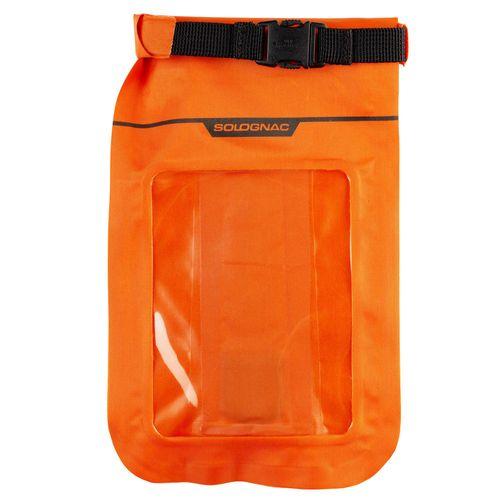 BOLSA DE CAÇA IMPERMEÁVEL X-ACCESS LARANJA - Waterproof pouch x-acc orange, .