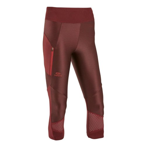 Legging 3/4 de corrida Run Dry Plus
