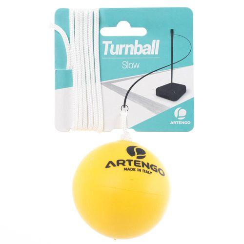 Bola de Speedball Turnball Slow Ball, amarelo, UNICO