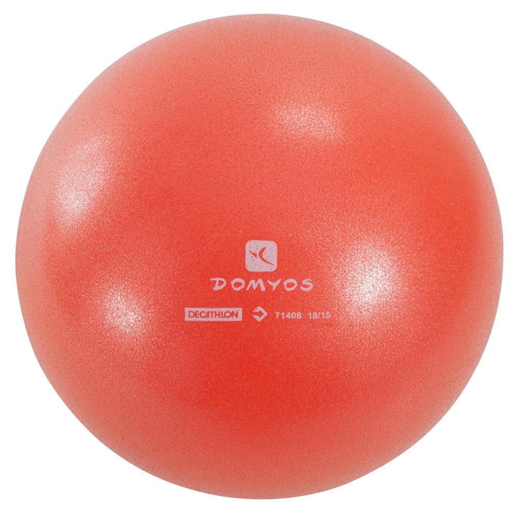 Bola Soft Ball de Pilates Tamanho G 26cm de Diâmetro - decathlonstore c4ad96f260fb