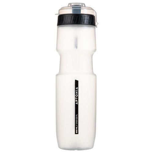 Bidon esportivo 800ml - Tri wb 0.8l water bottle black, no size