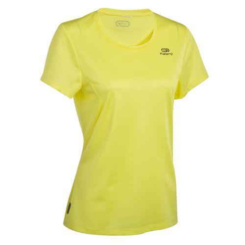 Camiseta-feminina-de-corrida-Run-Dry-Kalenji