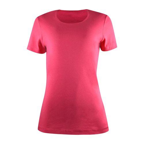 Camiseta-Feminina-de-Algodao---Confort---Domyos