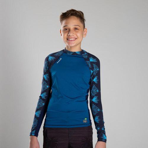 Camiseta-Manga-Longa-infantil-Protecao-Solar-500