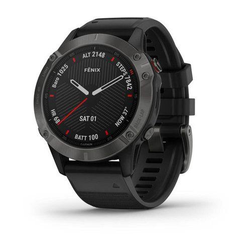 Smartwatch multiesportivo Fênix 6 Pro - *fenix 6 pro cinza tela safira ÚNICO