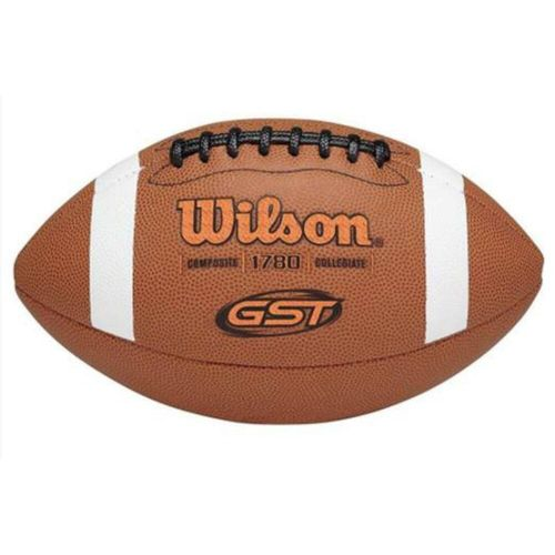 Bola de Futebol americano GST - Bola de futebol americano oficial