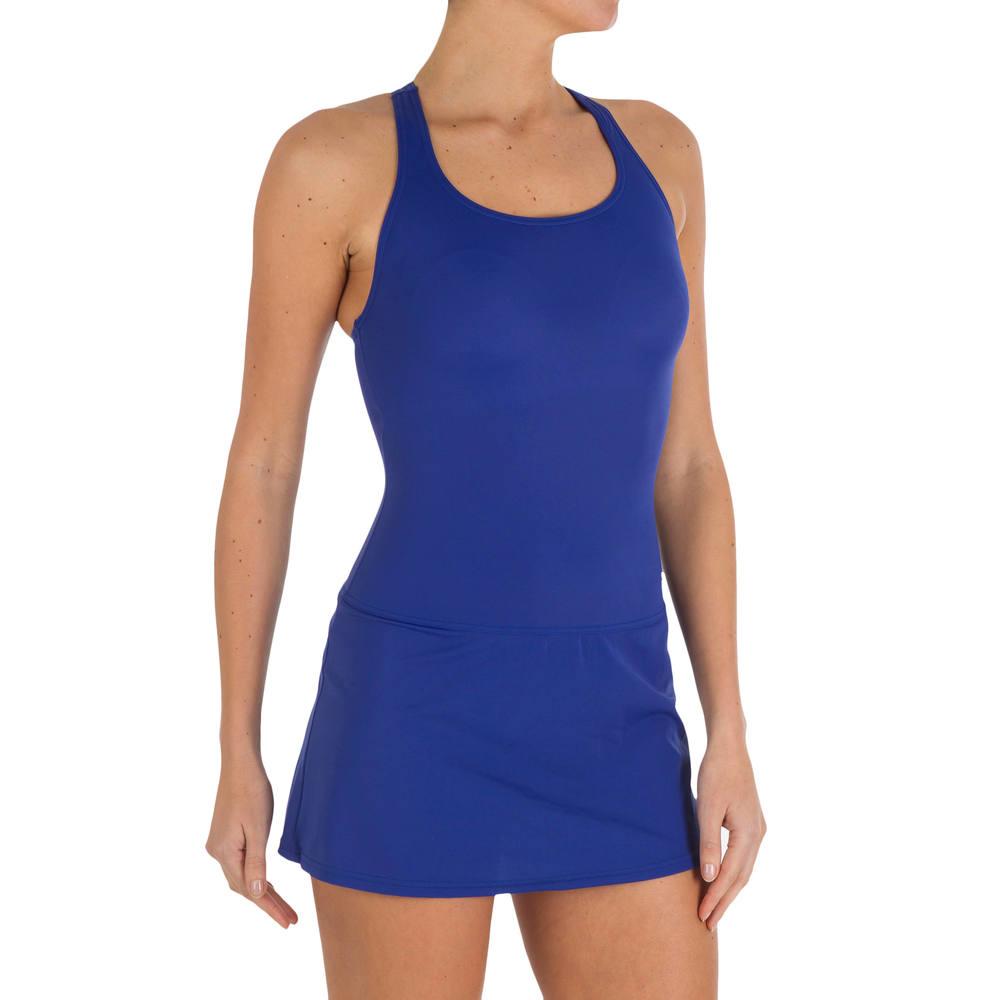 Maiô de natação com saia Leony Skirt Nabaiji - PA 1P LEONY SKIRT BLUE 8f21ad5e4f89c