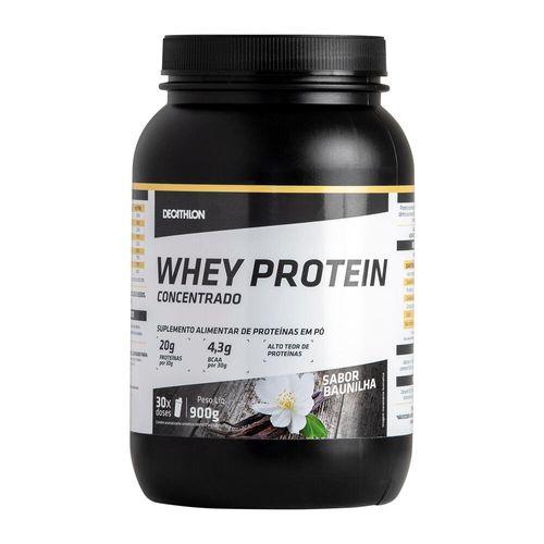 Whey Protein Concentrado Baunilha