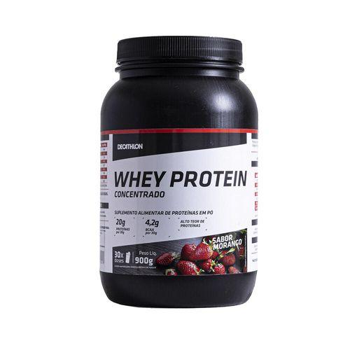 Whey Protein Concentrado Morango