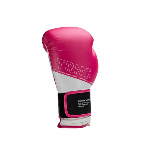 Boxing-gloves-120-white-14oz-Rosa-branco-10OZ