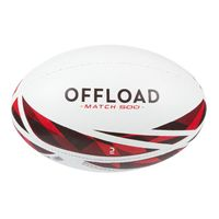 Rugby-ball-r500-match-s4-red-4