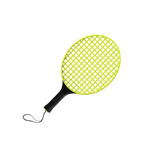 Raquete de Speedball Turnball, amarela, UNICO
