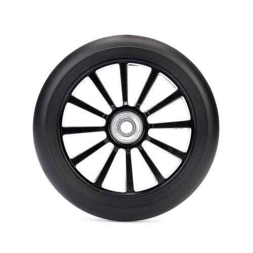 1 RODA + ROLAMENTO TROTINETE MID 1, MID 3, MID 5, PLAY 3 e roda dianteira PLAY 5 - Wheel 125mm black, no size
