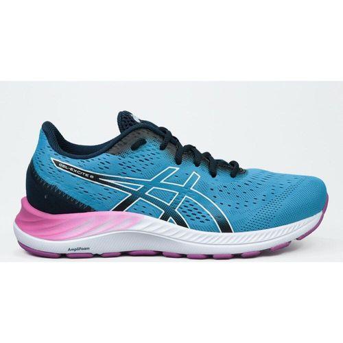 Tenis-de-corrida-feminino-Asics-Excite-verde-34