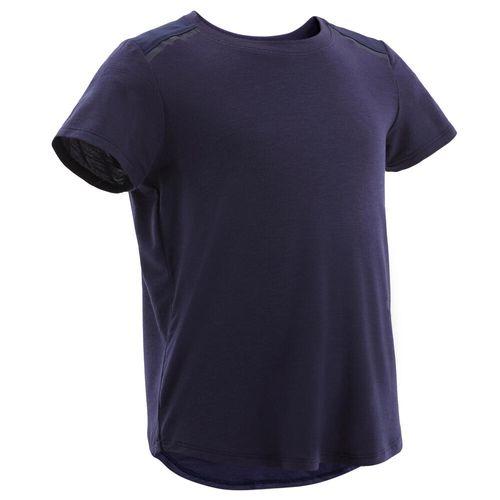 Camisa infantil de ginástica 500