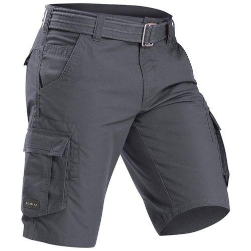 Bermuda-masculina-de-trilha-Travel-100-cinza-carbono-38