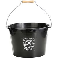 Basic-stable-bucket-black-17l-no-size