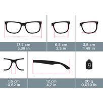 54c2797c3ebfd Óculos de sol adulto de trilha polarizado categoria 3 MH100 ...