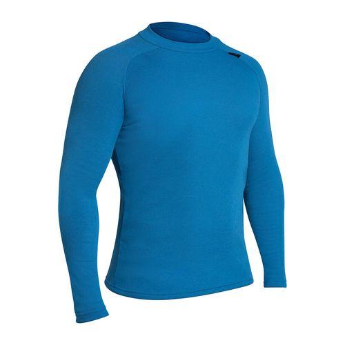 Blusa-masculina-segunda-pele-Simple-Warm-azul-4G