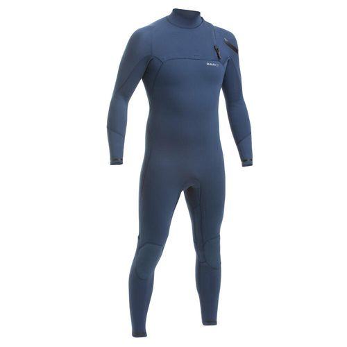 Neoprene-de-Surf-900-3-2-mm-Masculino-Olaian-azul-G