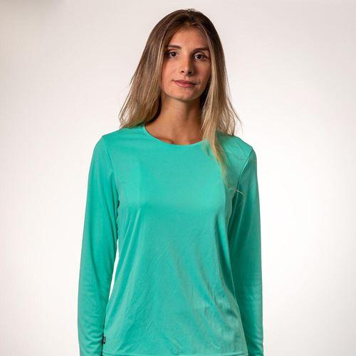 Camiseta-feminina-com-protecao-solar-UV50--Water-verde-3G