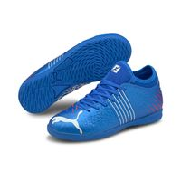 Chuteira-Infantil-de-Futsal-Future-Z-4.2-azul-branca-34