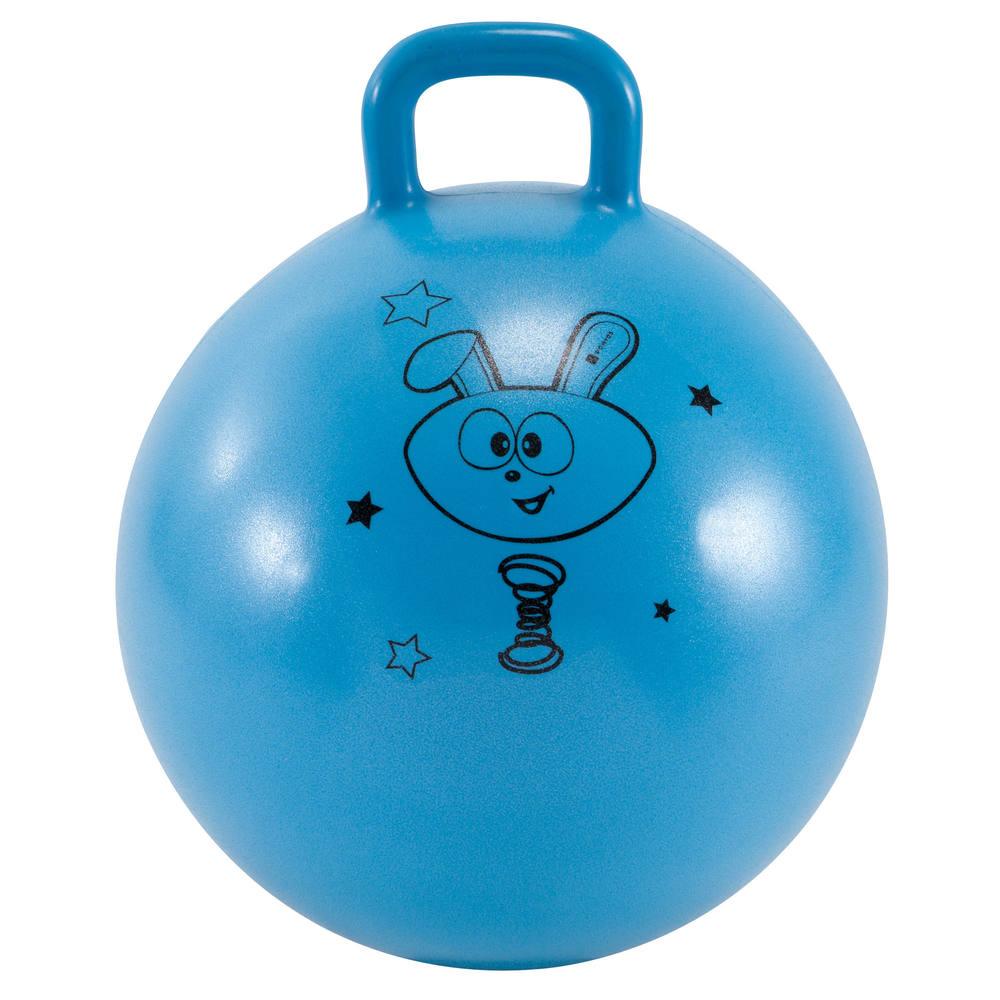 1c075209d2 Bola de Saltar 45 cm Ginástica INFANTIL Domyos - JUMP BALL AB 45 CM BLUE