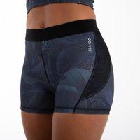 Shorts-feminino-justo-Fitness-100-folhas-G