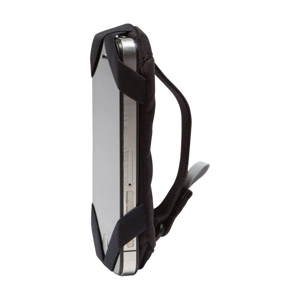 eb1684d0c Porta celular para corrida Kalenji - SMARTPHONE HAND STRAP BLACK