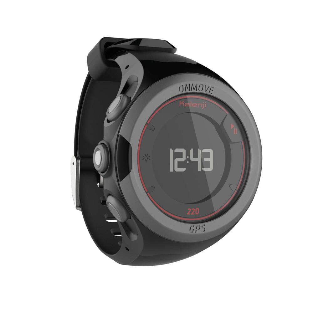 43e7af98da5 Relógio GPS ONMOVE 220 GEONAUTE - ONMOVE 220 GPS BLACK