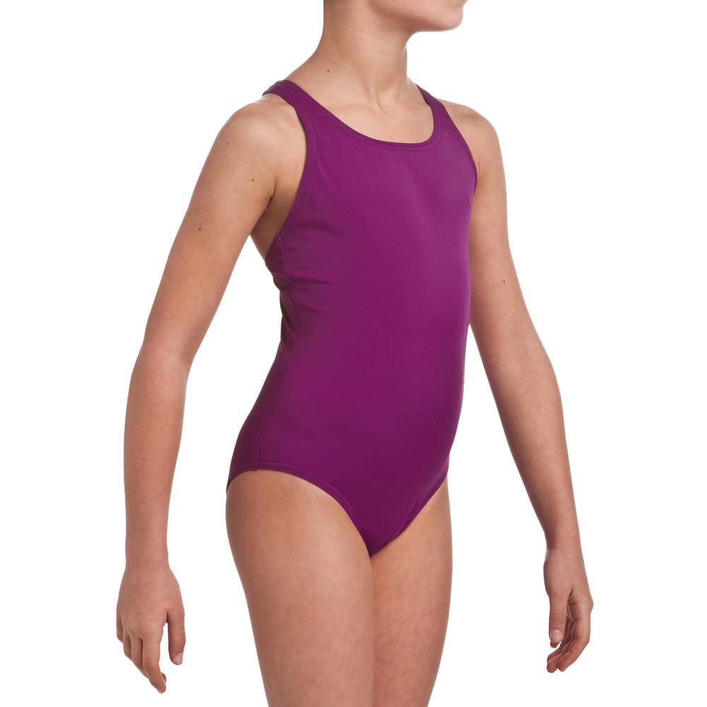Maiô de natação leony infantil - decathlonstore 3aec053a1a6a9