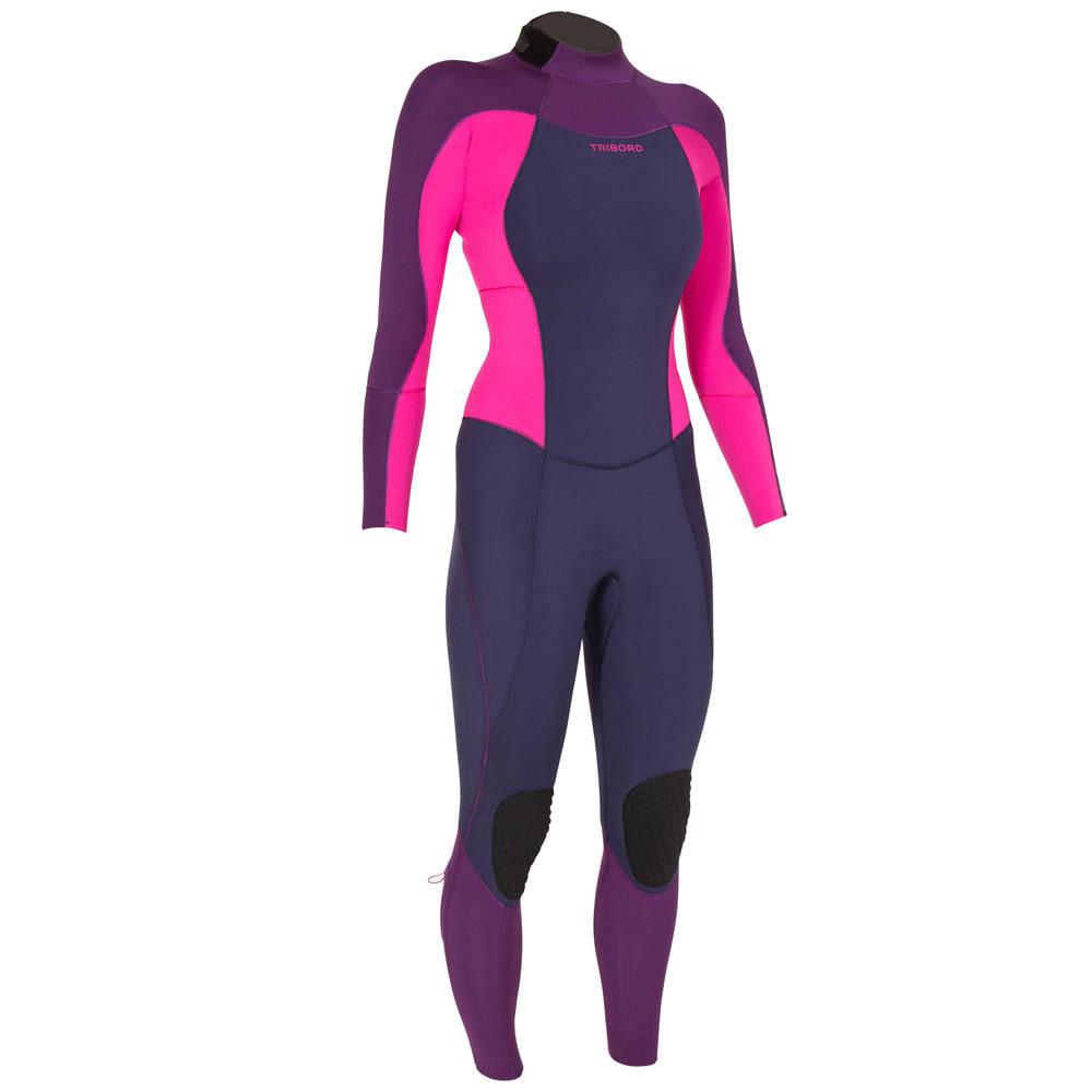 3041b6dc0 Neoprene para surf 500 3 2 mm Feminino Tribord - Decathlon