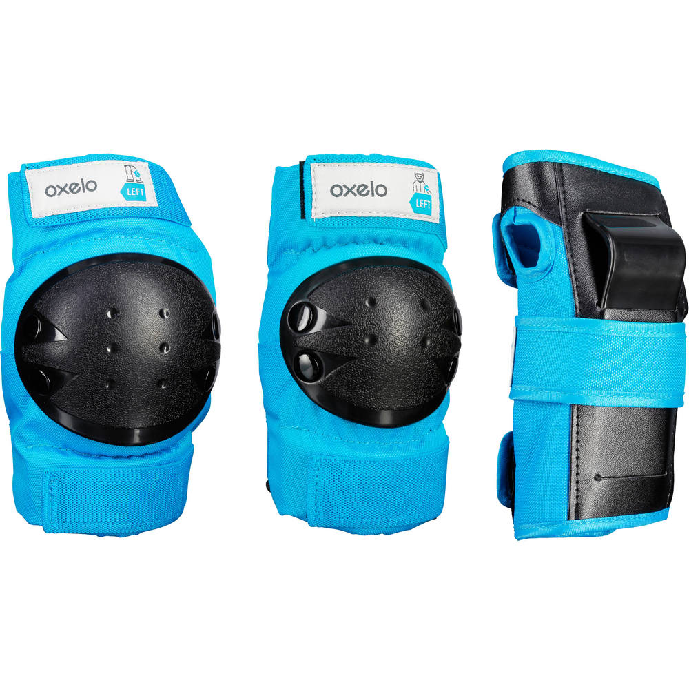 24e2b16b0 Kit de proteção Infantil Basic Oxelo - Decathlon