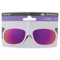 25fbca99bbb01 Óculos de Sol de trilha 500 infantil 7-10 anos Categoria 4 Quechua ...