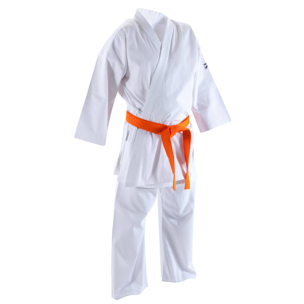 a6b94df99 Kimono Karate Adulto - 250 - Decathlon