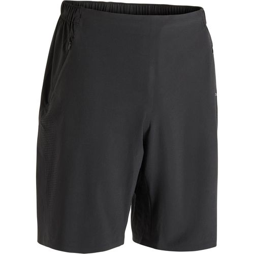 SHORTS FITNESS PRETO 900 - Shorts Masculino de Fitness 900 Domyos 8af9d92cab063