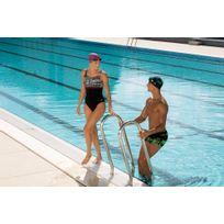 8034edf36 Maiô de natação loran feminina nabaiji - DecathlonPro