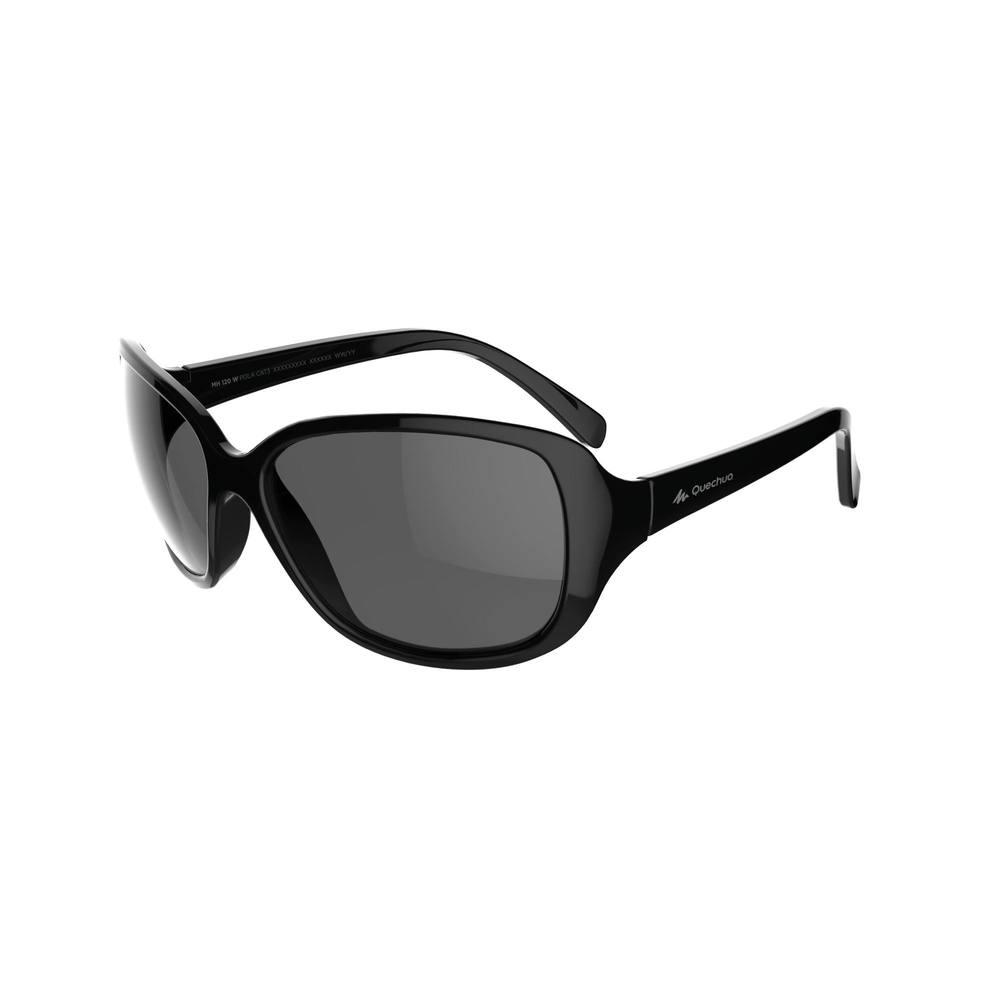 93a2b837381a1 Mais imagens. Ref  Óculos de Sol para Caminhada Esportiva 400W Preto  Polarizados Categoria3 - MH ...