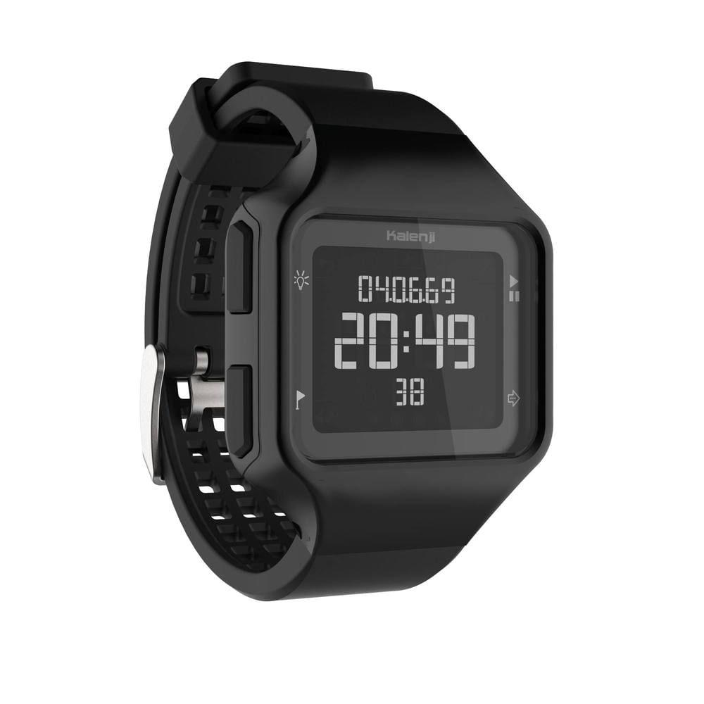 33078f97dc Relógio Esportivo Digital W500+ M SWIP Masculino Geonaute - W500+ M SWIP  BLACK REVERSE. Relógio Esportivo Digital W500+ M SWIP Masculino Geonaute