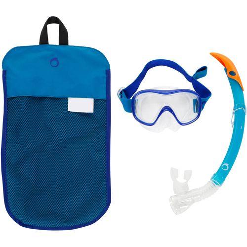 afd9550c3 Máscara de snorkeling Easybreath subea - Decathlon