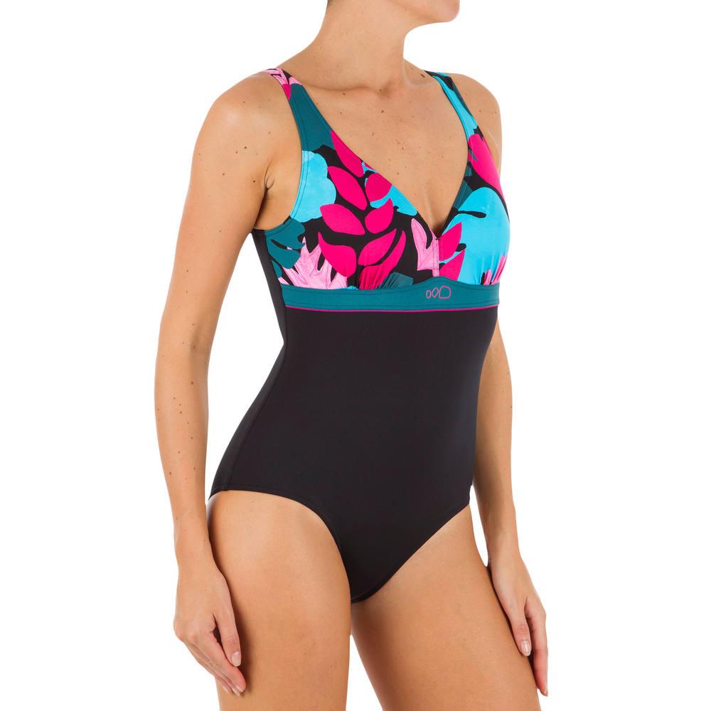 61743fd56 Maiô de natação kaipearl feminino. Maiô de natação kaipearl feminino